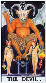 XV Дьявол